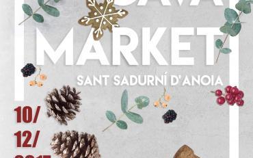 T'esperem al Cavamarket de Sant Sadurní